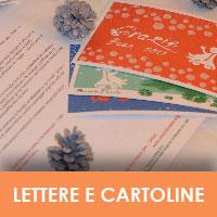 Cartoline e lettere Natale