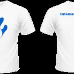T-Shirt - Man-Kids - Royal Blue-White
