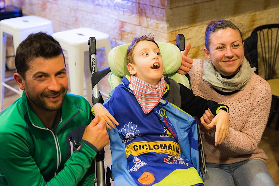 Davide Sottocornola, Edo e Laura Rossin