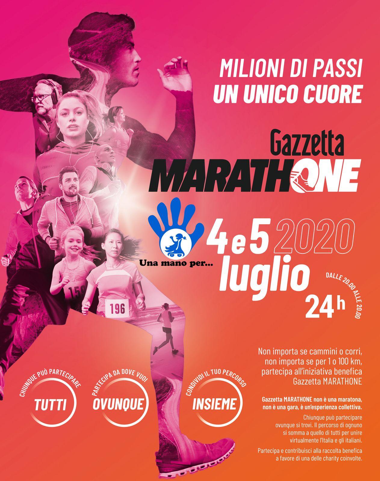 UMP Marathone Gazzetta dello Sport