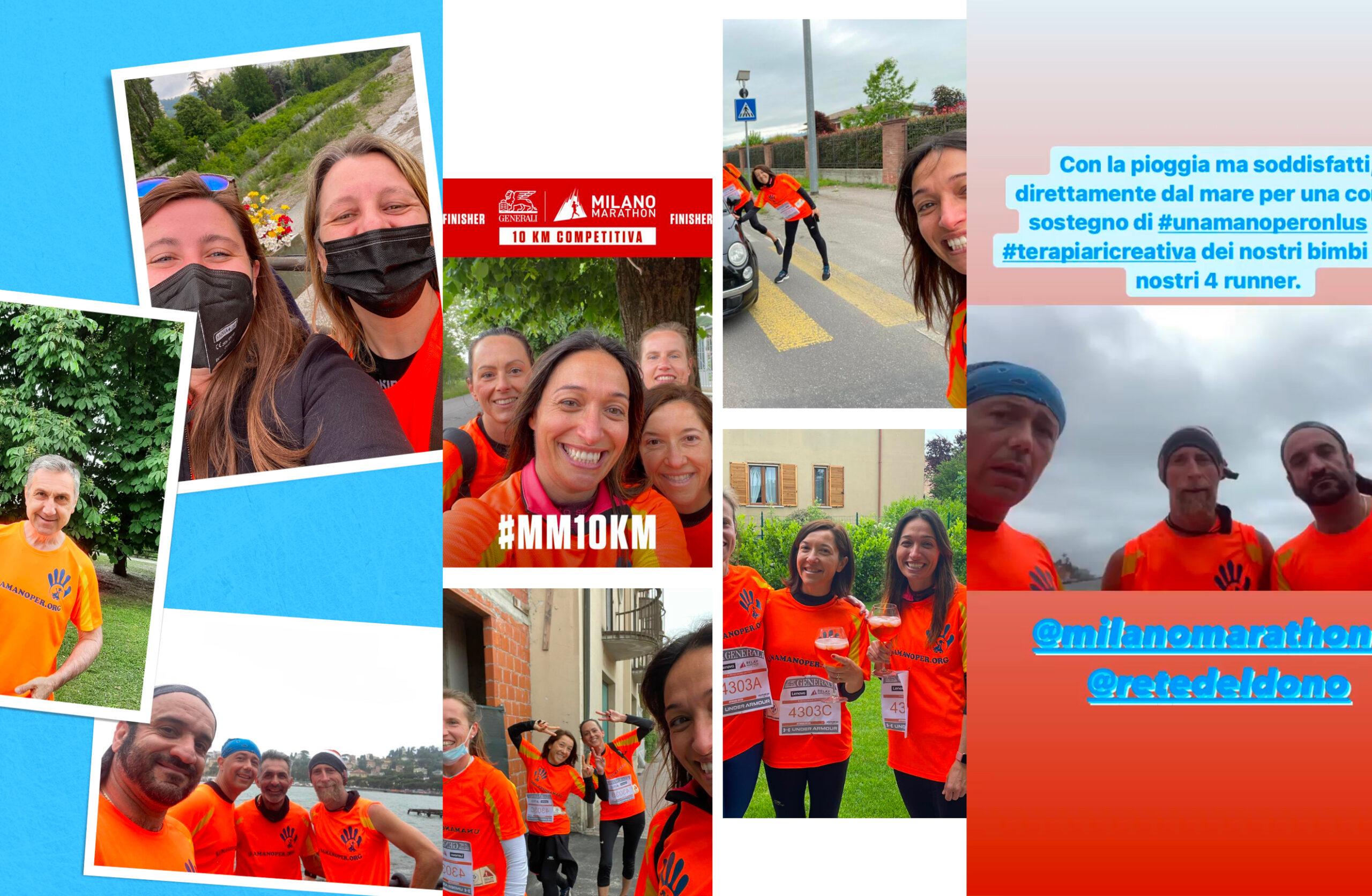 Milano Marathon Special Edition 2021
